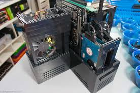 lego gaming computer total geekdom