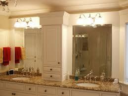 creative ideas for bathroom mirrors metal chrome mirror frames