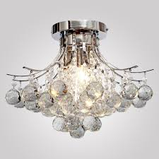 Chandelier Lighting For Dining Room Lightinthebox 00218363 Chrome Finish Crystal Chandelier With 3