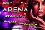 ... Diaz (Residente de Burana) y David Vergara (Residente de Arena)...tienes ... - ARENALOVEPARTY22DEENERO