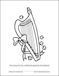 harp coloring page 865 best coloring pages images on pinterest coloring