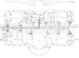 Big House Plans by Best Ideas About White House Floor Plan Truman Reconstruction