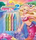 หนังสือจาก บาร์บี้ เงือกน้อยผู้น่ารัก ภาค2 มาแล้วจ้่า!!!! | Barbie ...
