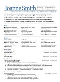resume format objective resume tips idtms emdt joanne smith pg 1
