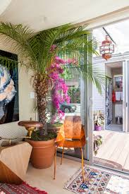 small airbnb home decorated lavishly in moroccan style