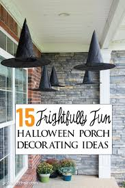 remarkable halloween front yard decoration ideas images design