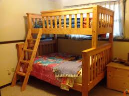 girls bunk bed design inspiration pink sheet orange pillow and