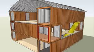 shipping container house designs youtube