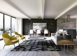 simple gray coffee table interior design ideas