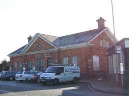 Horley railway station