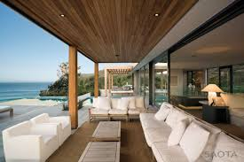 terrace design which defines an amazing modern home architecture