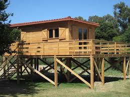 Cheap Hunting Cabin Ideas Download Cabin On Stilts Plans Zijiapin