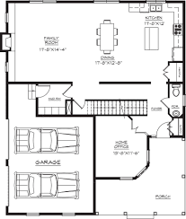 robin ford building u0026 remodeling sample floor plans in carroll