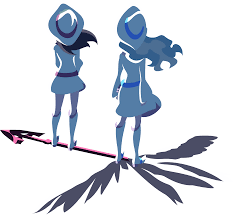 witch silhouette png little witch academia minimalism by carionto on deviantart