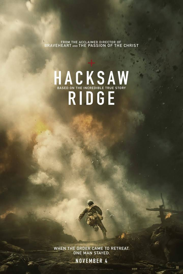 Hacksaw Ridge Full Movie Download HD DVDRip 400MB