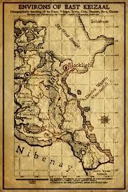 Morrowind Map Elder Scrolls Map Of East Keizaal By Dovahfahliil On Deviantart