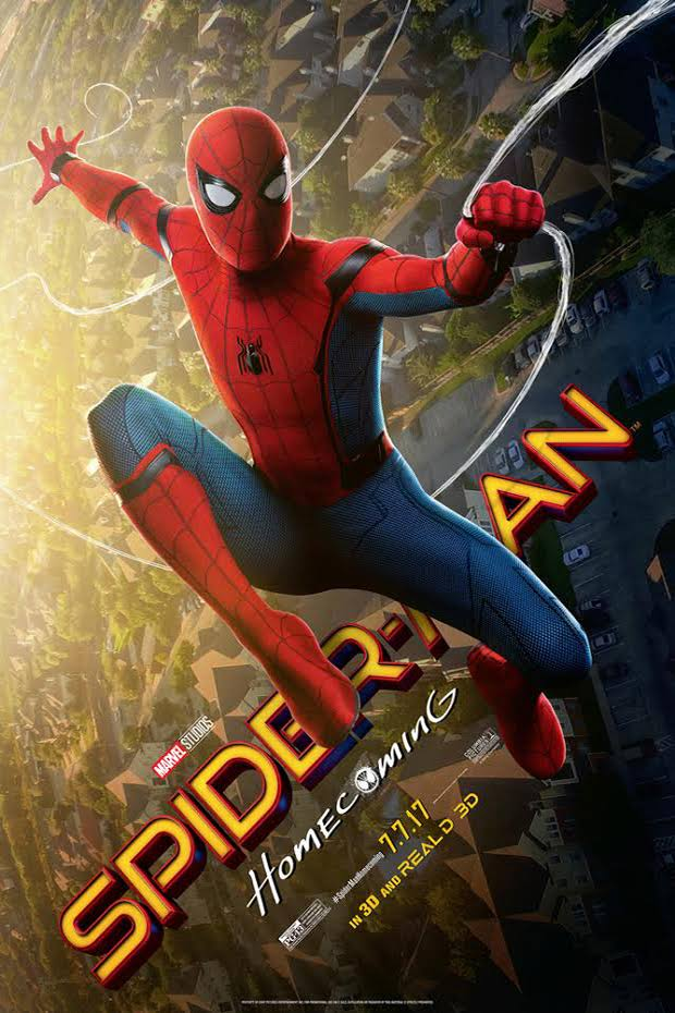 Image result for Spider-Man: Homecoming synopsis
