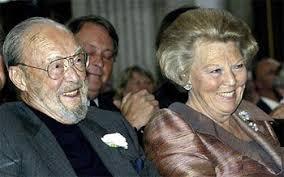 Beatrix en haar nazi vader