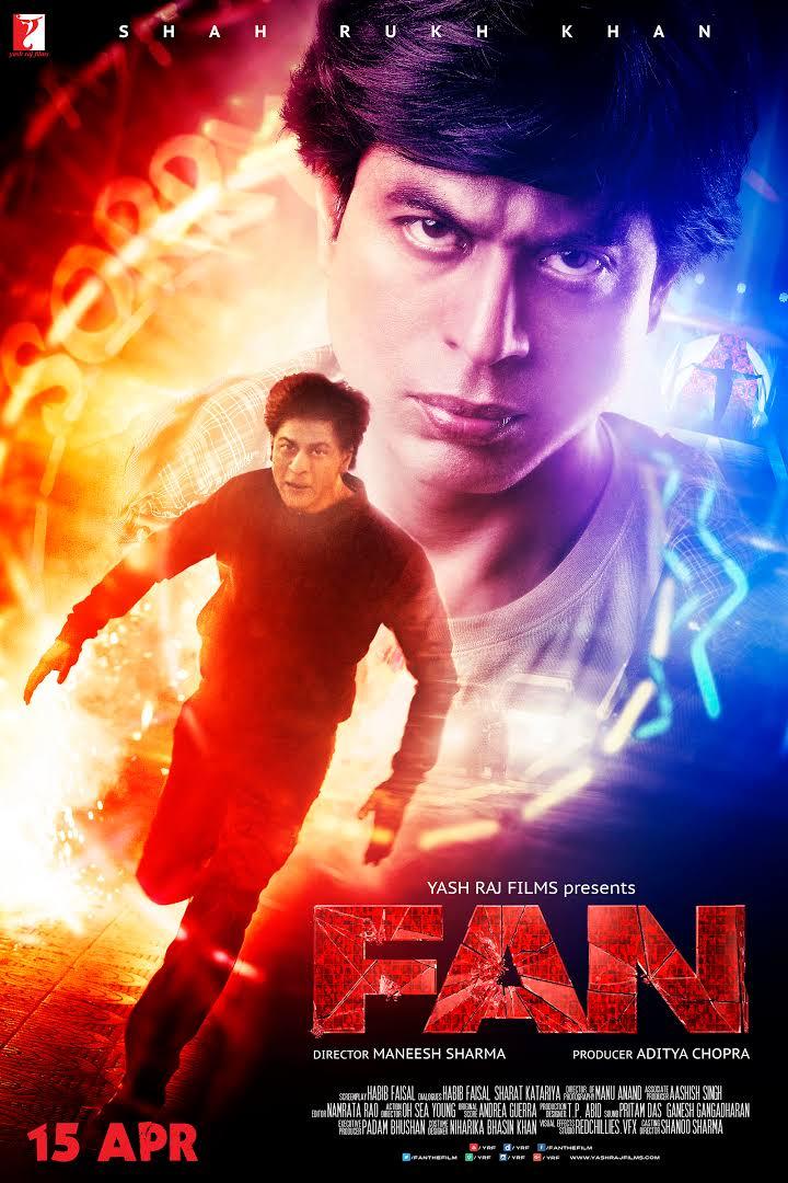 Fan (2016) Hindi – 576p DVDSCR – 999MB – ShAaNiG – 999 MB