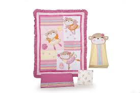 Monkey Crib Set Bedding Baby Gear And Accessories