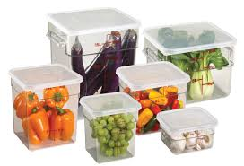 Clear Canisters Kitchen Camsquares Camwear Square Food Storage Containers Cambro