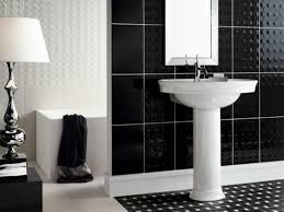 Beige And Black Bathroom Ideas Black And White Small Bathrooms Finest Before After Classic Black