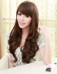 asian curly hairstyles korean haircut style curly hairstyles for