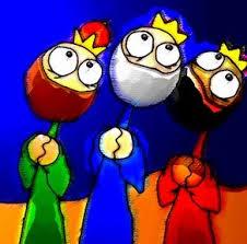 los Tres Reyes Magos :3