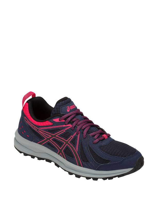 ASICS Frequent Trail Trail Shoes Blue- Womens