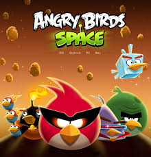 Angry Birds: Angry Birds Space (2012)