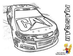 nascar coloring pages coloring pages online