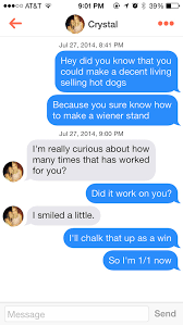 Tinder Pickup Lines That Worked   Funny Tinder Stories