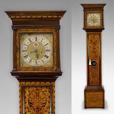 Grandmother Clock Antique Grandfather Clocks Antique Longcase Clocks Of Oak Or