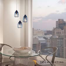Monorail Pendant Lighting Alina Pendant Light Tech Lighting Metropolitandecor