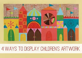 kids organization 32 best how to display kids art images on pinterest child art
