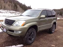 lexus gx 470 for sale 2007 those who have converted the air suspension please chime in