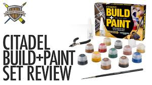 games workshop citadel build u0026 paint review youtube