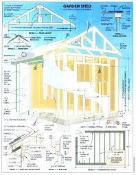 How To Build A Storage Shed Plans Free by Free Wood Cabin Plans Step By Shed Beauteous Corner Corglife
