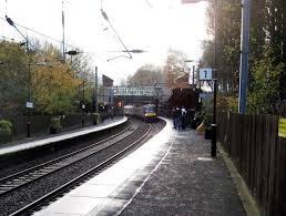 University (Birmingham) railway station