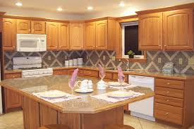 Kitchen Counter Designs by Kitchens Natural And Cozy Warm Design For Vintage Kitchen Design
