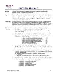 Therapist Resume Examples by 19 Pta Resume Sample Pediatric Occupational Therapy Assistant