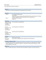 Free Resume Builder Yahoo Resume Template Download Ms In Download Ms Word Resume Template
