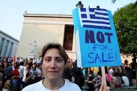 Grecia no se vende