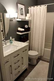 Colors For A Small Bathroom Love Your Little House Home Tour And 6 Tips House Bath And Future