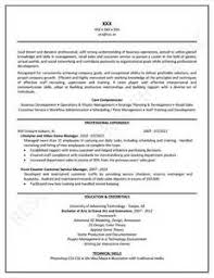 Combination Resume Writing Service   Resume Writing Service Resume Online Resume Writing With Career Objective Feat Education History  And Professional Experience Easy Sample Resume