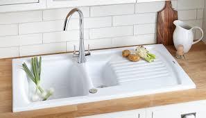 Kitchen Sinks Metal  Ceramic Kitchen Sinks DIY At BQ - Kitchen sink images