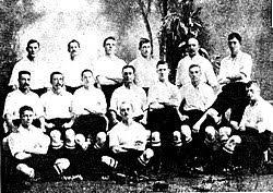 South Africa national football team