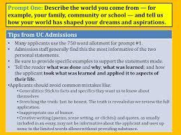 university of cincinnati essay prompt guide personal statement university  of cincinnati essay prompt