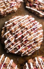 raspberry cheesecake oatmeal cookies amy u0027s healthy baking