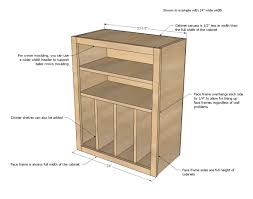 Free Woodworking Plans Wall Shelf by Ana White Build A Wall Kitchen Cabinet Basic Carcass Plan Free